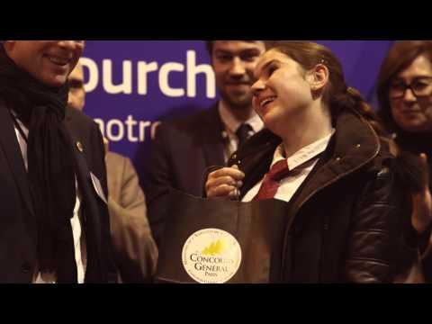 Voir la vidéo : Le Concours des Jeunes Professionnels du Vin (CJPV)