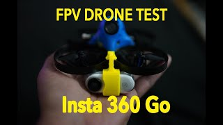 Insta360 Go drone Test | BETAFPV 85xHD| FPV TEST VIDEO |INDIA