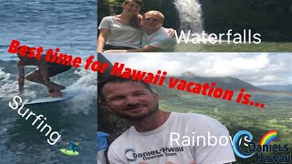 Best time to visit Hawaii - What time is best for vacation in Hawaii? 5 reasons why now is best!