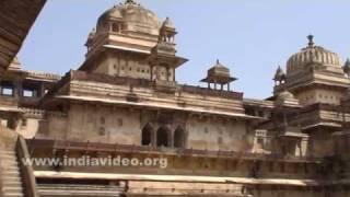 Interiors of Raj Mahal Palace