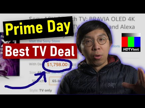 External Review Video IKQ3nG-DSDs for Sony A8H (A8) OLED TV (2020)