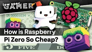 How Is Raspberry Pi Zero So Cheap? (Retropie + Pico 8)
