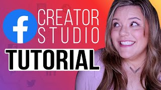How To Use Facebook Creator Studio and Why You Need To