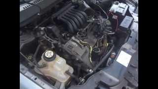 2003 Ford Taurus SE - Coolant Pressure Tank Issue