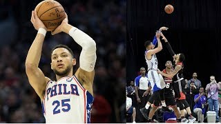 EVERY Ben Simmons 3-Point Attempt (UPDATED)