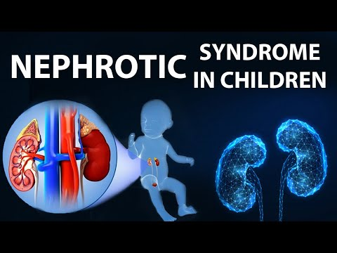 What is nephrotic syndrome?