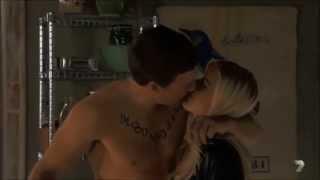 Brax and Ricky kiss scene ep 6068