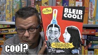 Bleib Cool! (Hasbro Gaming) - ab 12 Jahre - Wirklich ein cooles Partyspiel?