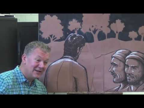 Children's Bible Talk - The Arrest Of Jesus at Gethsemane