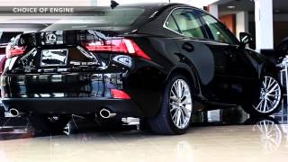 preview picture of video '2014 Lexus IS - Spinelli Lexus Lachine'