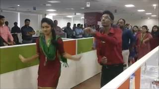 Flash Mob - Super Flash Mob In Recent Times -Flash Mob In Office