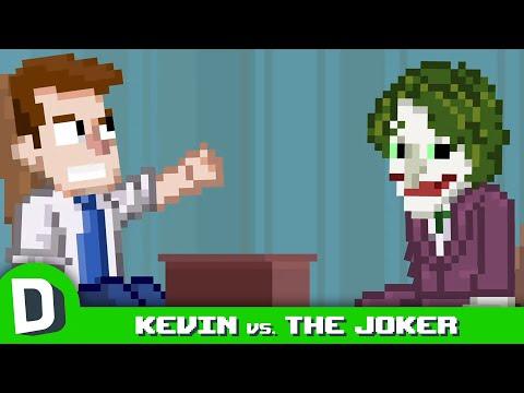 Kdyby měl Joker asistenta - Dorkly Bits