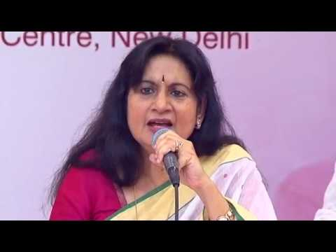 Devotional Songs by Smt. Chitra Roy, International Singer, Art of Living (AOL)