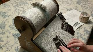 Bobbin Lacemaking For Relaxation