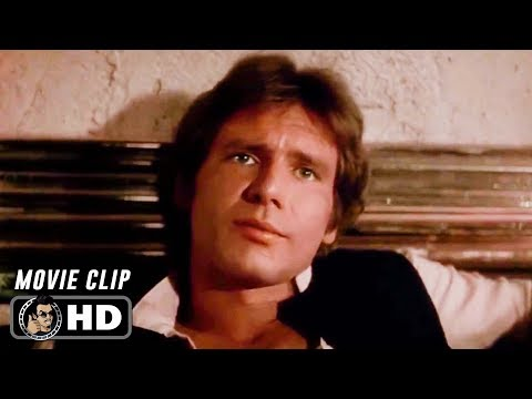 STAR WARS: A NEW HOPE Clip - Cantina (1977) Harrison Ford