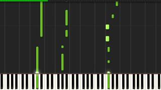 2NE1 - Happy (Piano Tutorial)