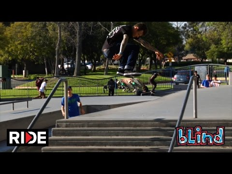 A Day With Cody McEntire - Blind #DamnEdits
