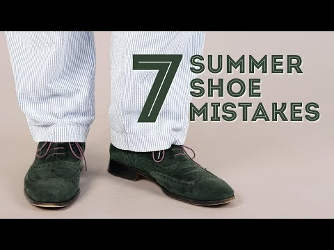 aa4a6f2f9be5 7 Summer Shoe Mistakes to Avoid – Fashion Passion
