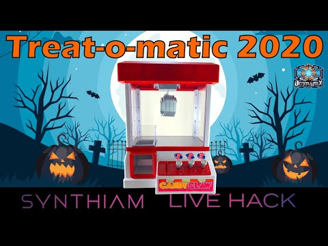 Treat-O-Matic 2020 Live Hack