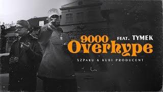 Kadr z teledysku Overhype9000 tekst piosenki Szpaku & Kubi Producent