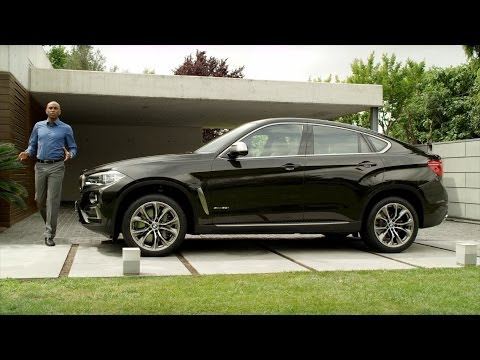 The All-new BMW X6: All You Need To Know.