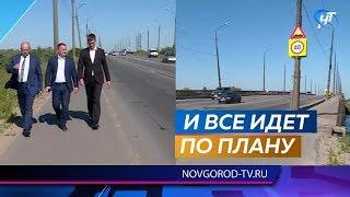 Аукцион на ремонт Колмовского моста объявлен, вскоре определится подрядчик