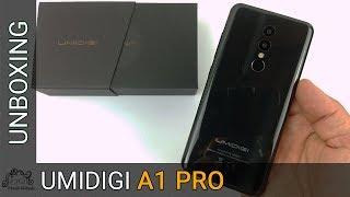 Umidigi A1 Pro - Unboxing in italiano e prime impressioni