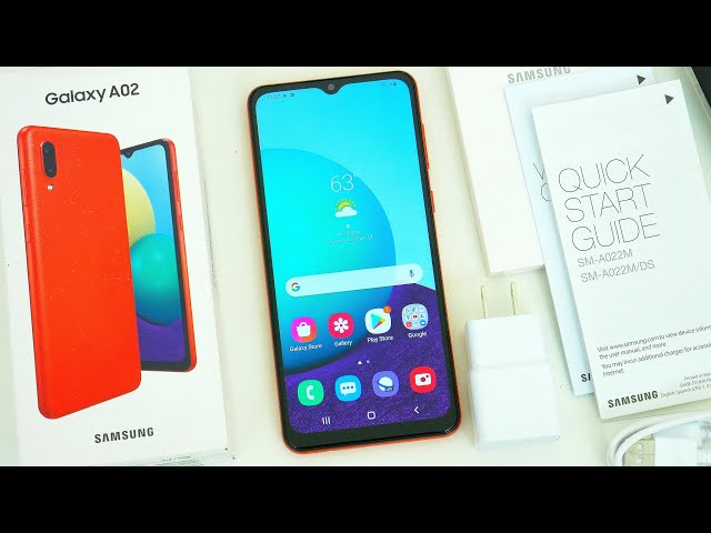 Samsung Galaxy A02 Specs Review Release Date Phonesdata