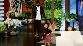 Sassy Dancer ZaZa Teaches tWitch How to Model Walk