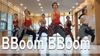 BBoom BBoom. K Pop. Cha Cha Cha.  Choreo By Sunny. Zumba. Dance. Cardio. 줌바. 줌바댄스. 차차차. 뿜뿜. 모모랜드
