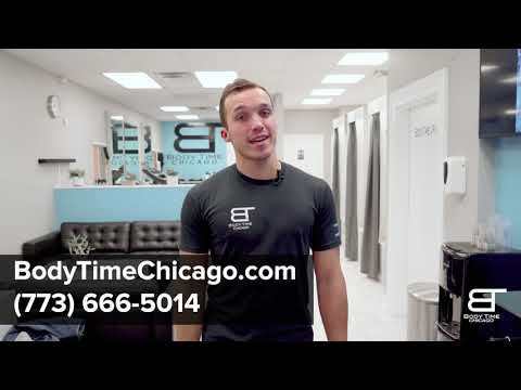 💪 Welcome to Body Time Chicago-EMS Gym Workout Fitness Center  (Tour & Walktrough) #BodyTimeChicago
