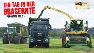 Ruhe Agrar Teil 3: Standort Darchau - Grünfutterernte