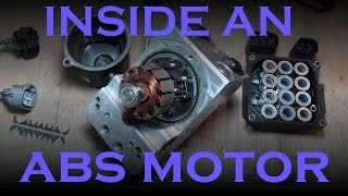 How an ABS Motor Works