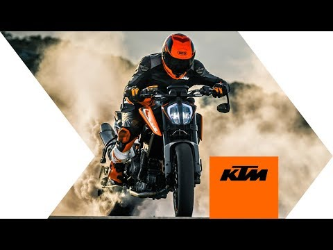2018 KTM 790 Duke in Olympia, Washington - Video 1