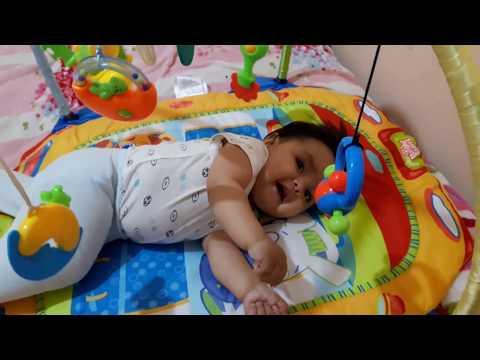Como hacer un Gimnasio de juegos para Bebé
