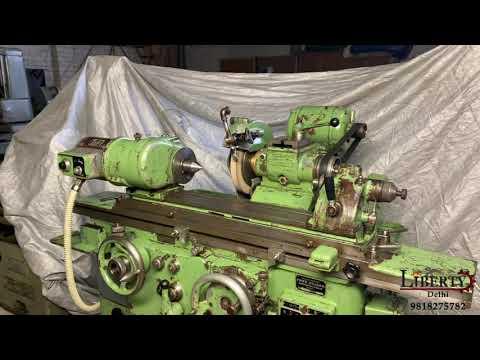Studer RHU 450 Cylindrical Grinder