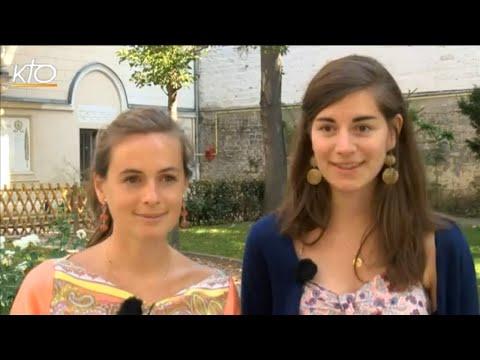 Bénédicte Delelis et Anne-Sophie Rahm, auteur et compositeur