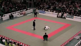 内柴対松本2009年全日本柔道選手権2回戦