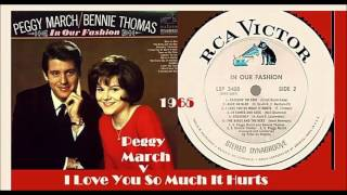 Peggy March - I Love You So Much It Hurts