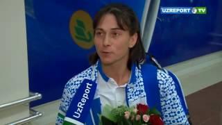 Узбекистан Чемпион Rio 2016 золотоя медал Первий на бокс