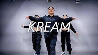 Iggy Azalea - Kream   YLYN choreography