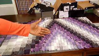 Bargello Quilt Along #4: Making Section 1!