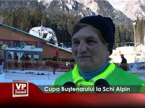 Cupa Buştenarului la Schi Alpin
