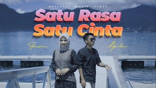 Fauzana & Aprilian - Satu Rasa Satu Cinta [ Official Music Video ]