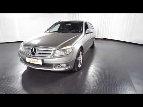 Mercedes-Benz C 220T CDI Avantgarde STW A, Farmari, Automaatti, Diesel, FKX-921