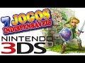 Nintendo 3ds 7 Jogos Indispens veis