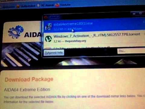 How to download AIDA64 (everest) for free!!!