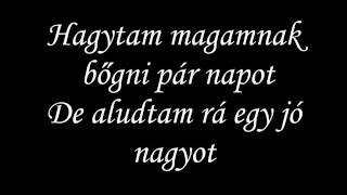 HONEYBEAST    Védtelen Lyrics