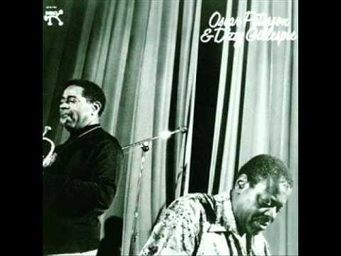 Oscar Peterson & Dizzy Gillespie - Con Alma