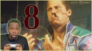 HIS OWN FAMILY DID THIS! - (MK11 Story Chapter 8)